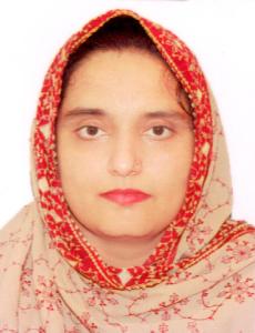Dr. Maqsooda Perveen