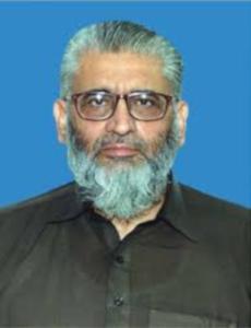 Dr. Muhammad Mutahir Iqbal