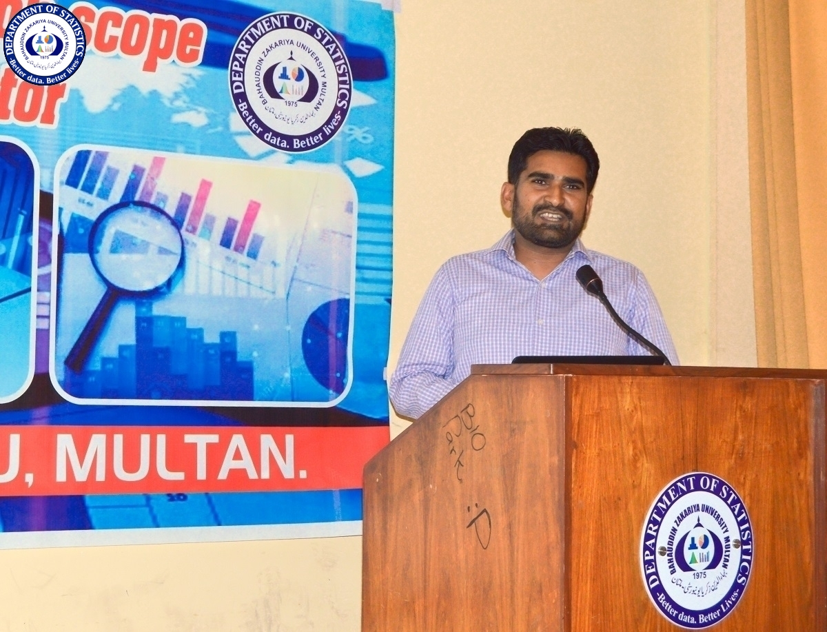 Statistical System in Pakistan and Job-scope for Statisticians in Public Sector