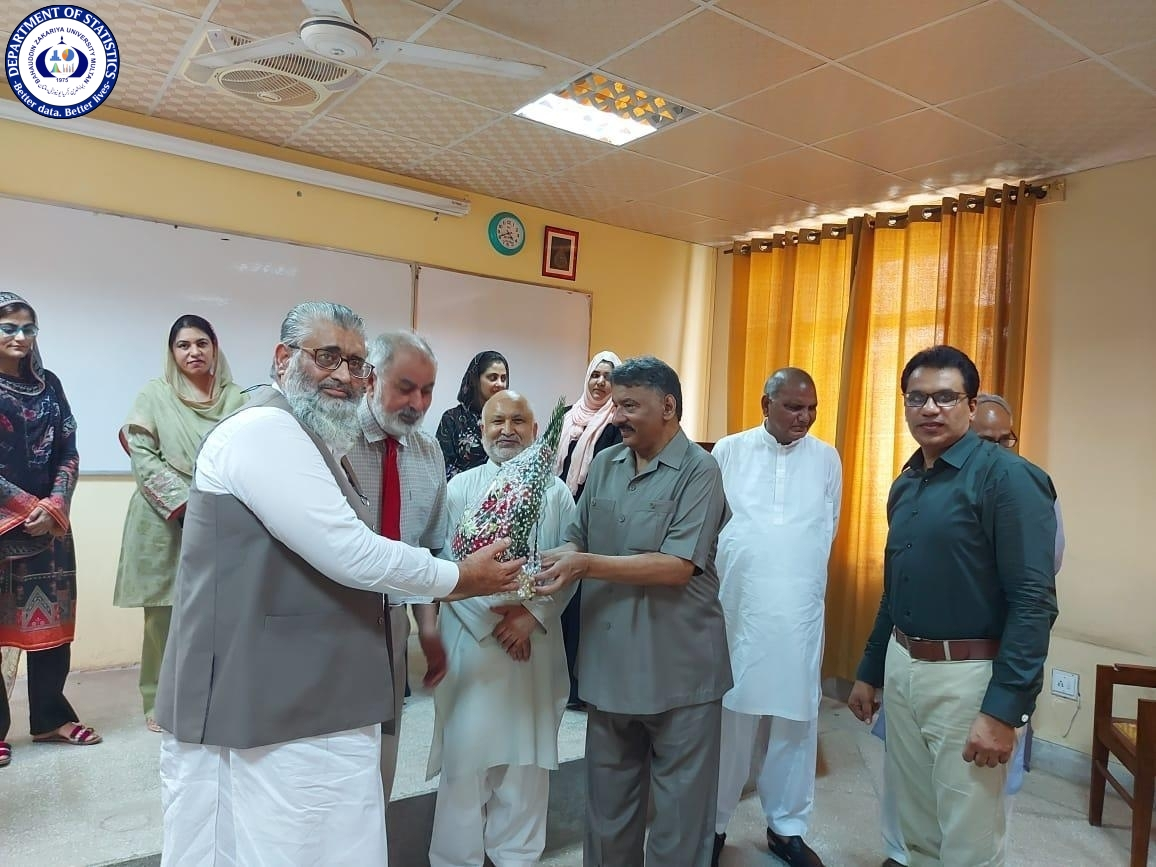 Retirements of Dr. Muhammad Mutahir Iqbal (5-08-2020)