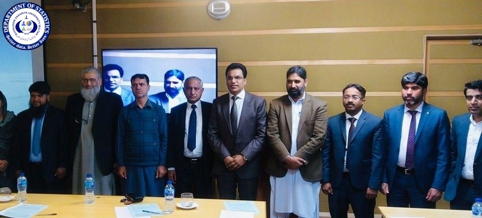 Ph.D. Thesis Defence Mr. Muhammad Asif and Mr. Abdul Majid