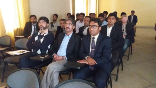 Seminar on Python 2019